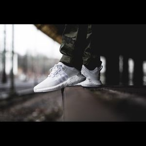 the latest 4828f 173a2 adidas Shoes - Adidas EQT 9317 Boost GTX Gore Tex Triple White